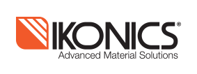 ikonics advanced material solutions logo