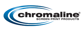 chromaline screen print products